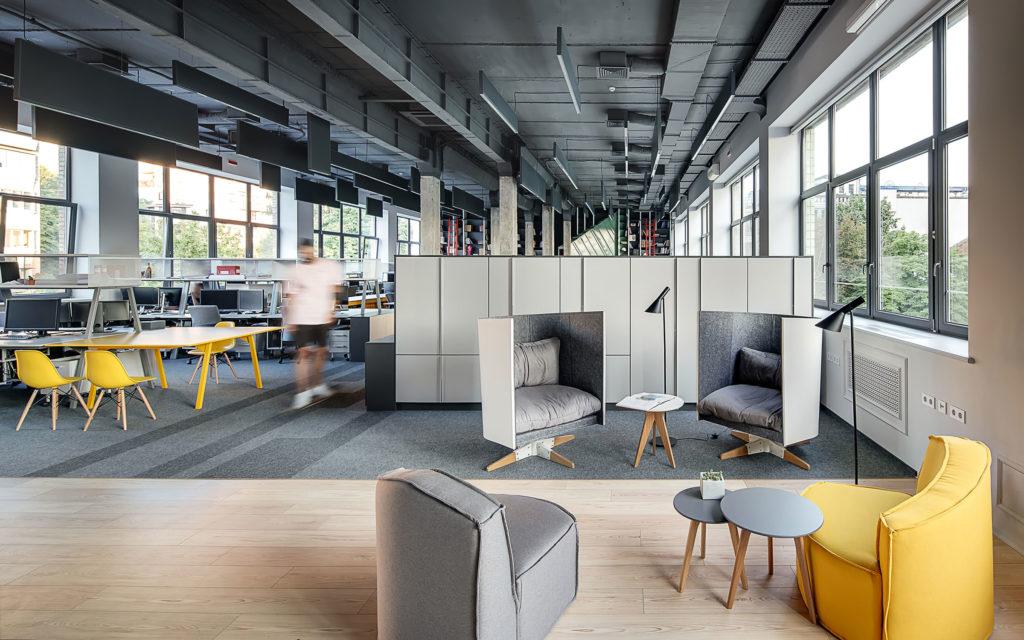 7 tendances d'aménagement de bureaux en 2021