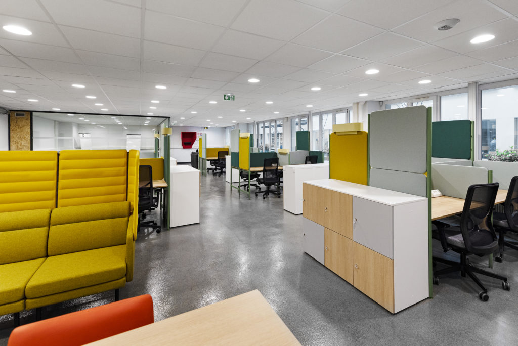 Why Not Factory - Coworking - Couleurs