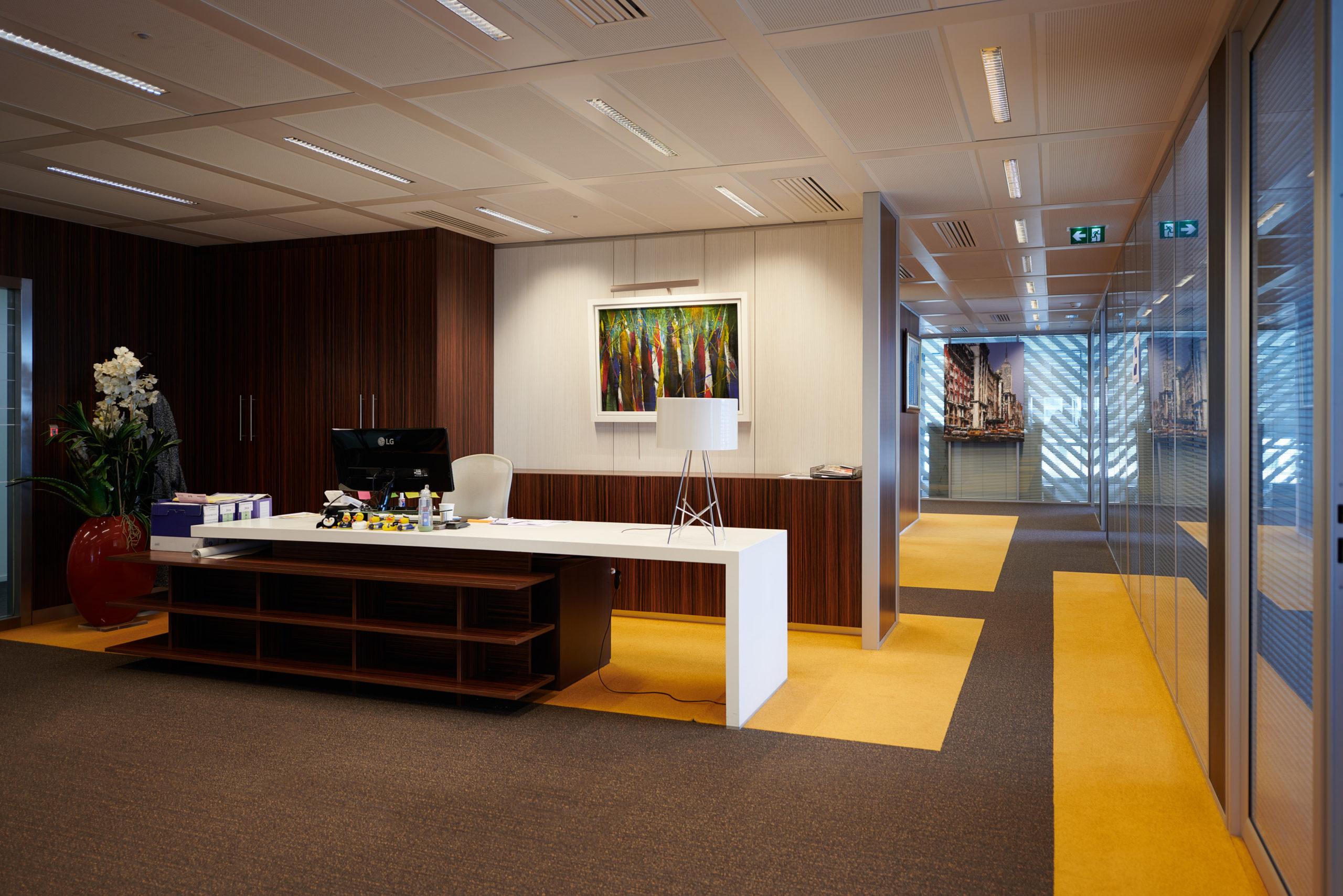 HDI-banque d'accueil-espace d'accueil sur mesure