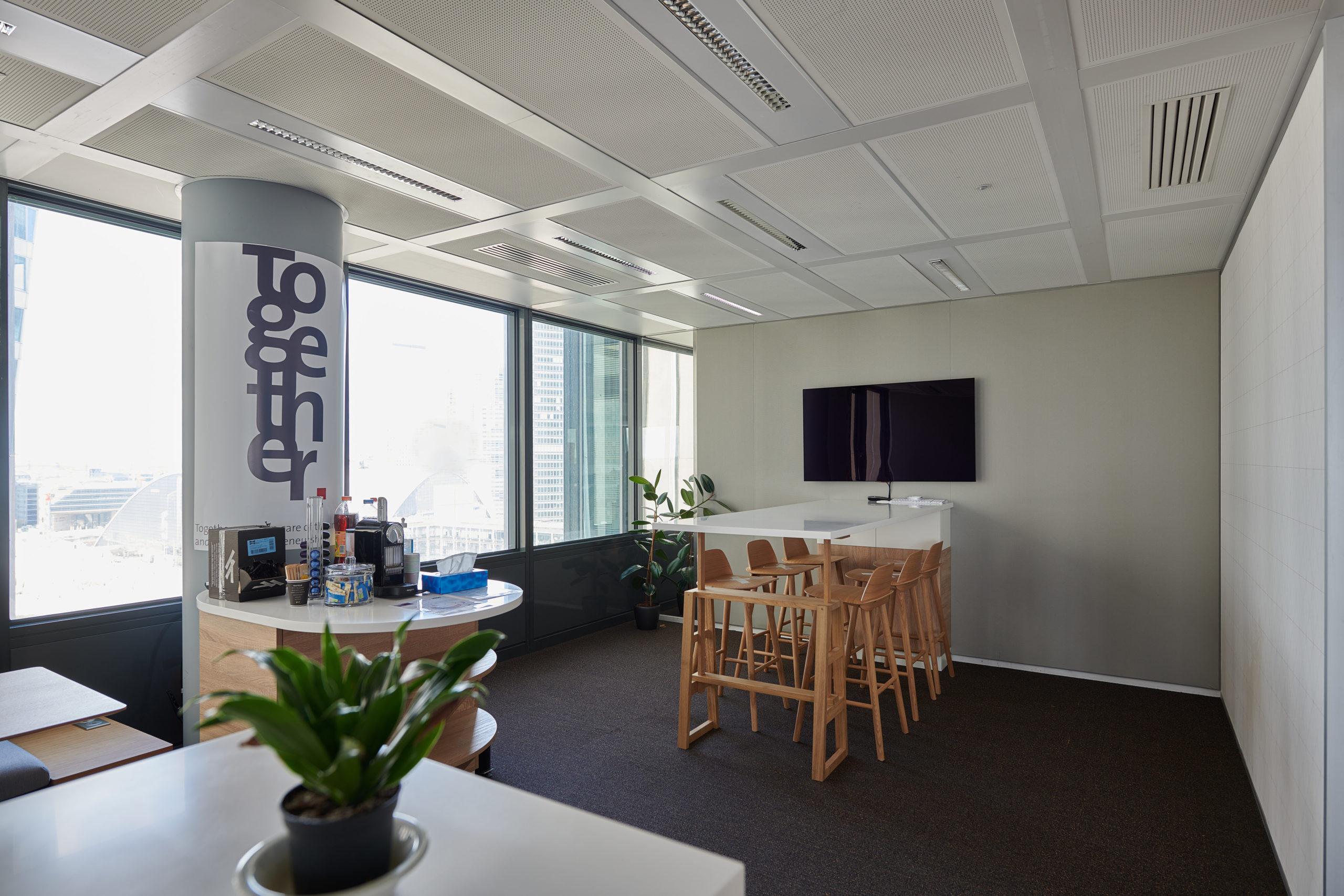 HDI-espace cafétéria-espace informel
