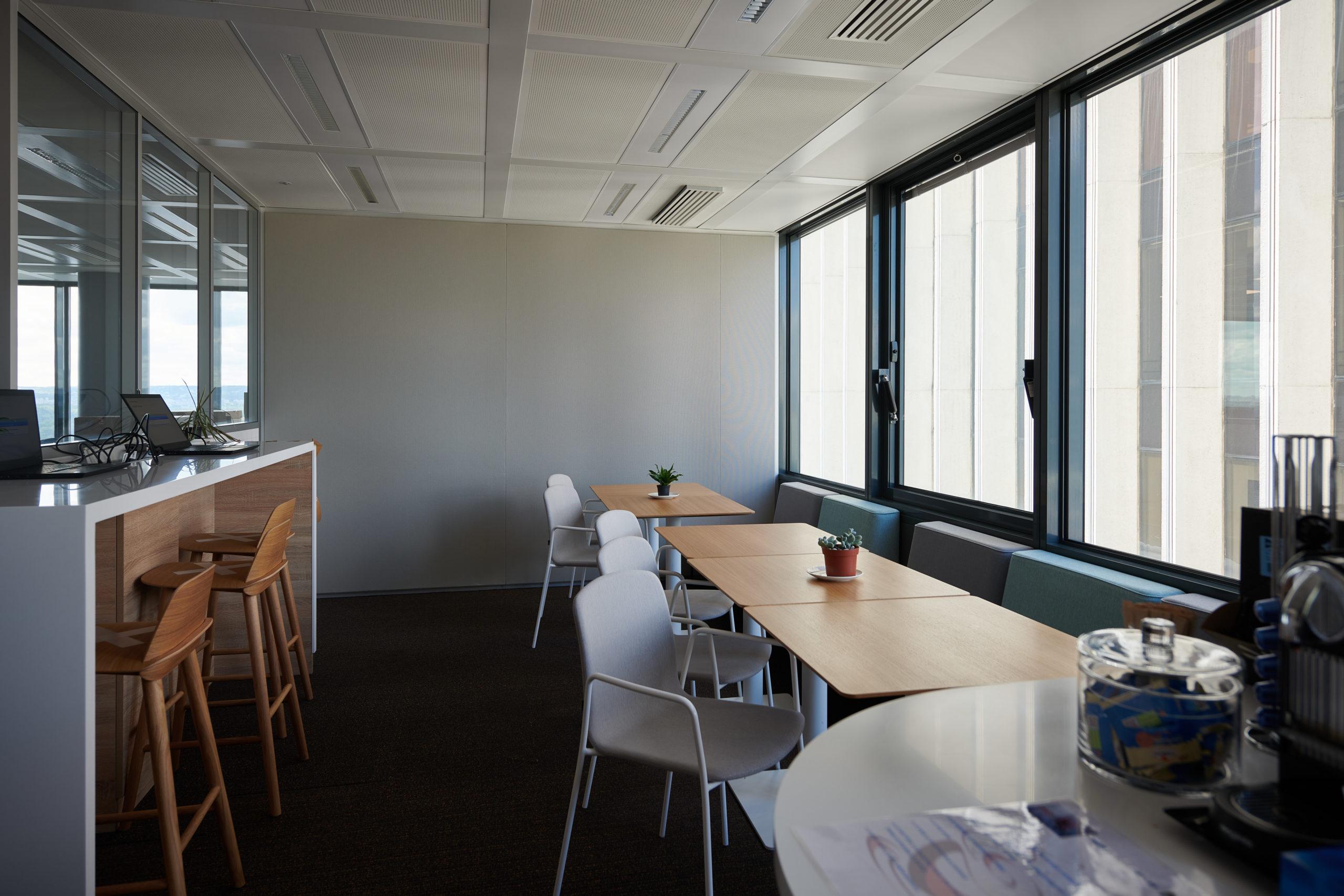 HDI-espace détente-table chaises