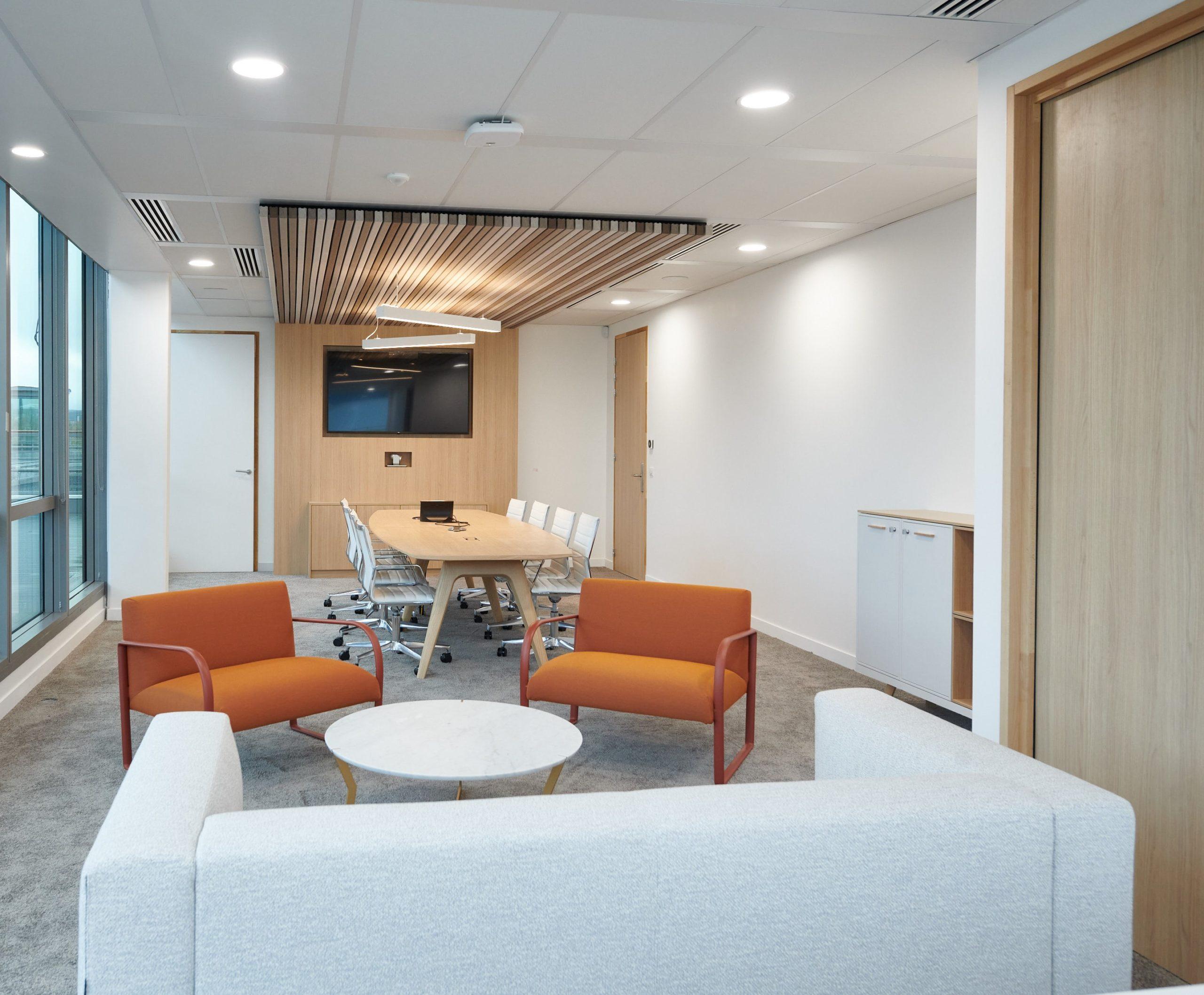 Skema-Bureau direction-canapé-fauteuil-table de réunion