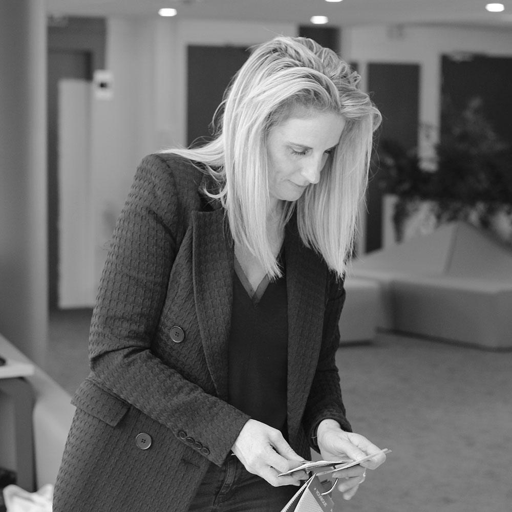 Bettina Beaubat - Chargée d'affaires chez AFCB Aménagement