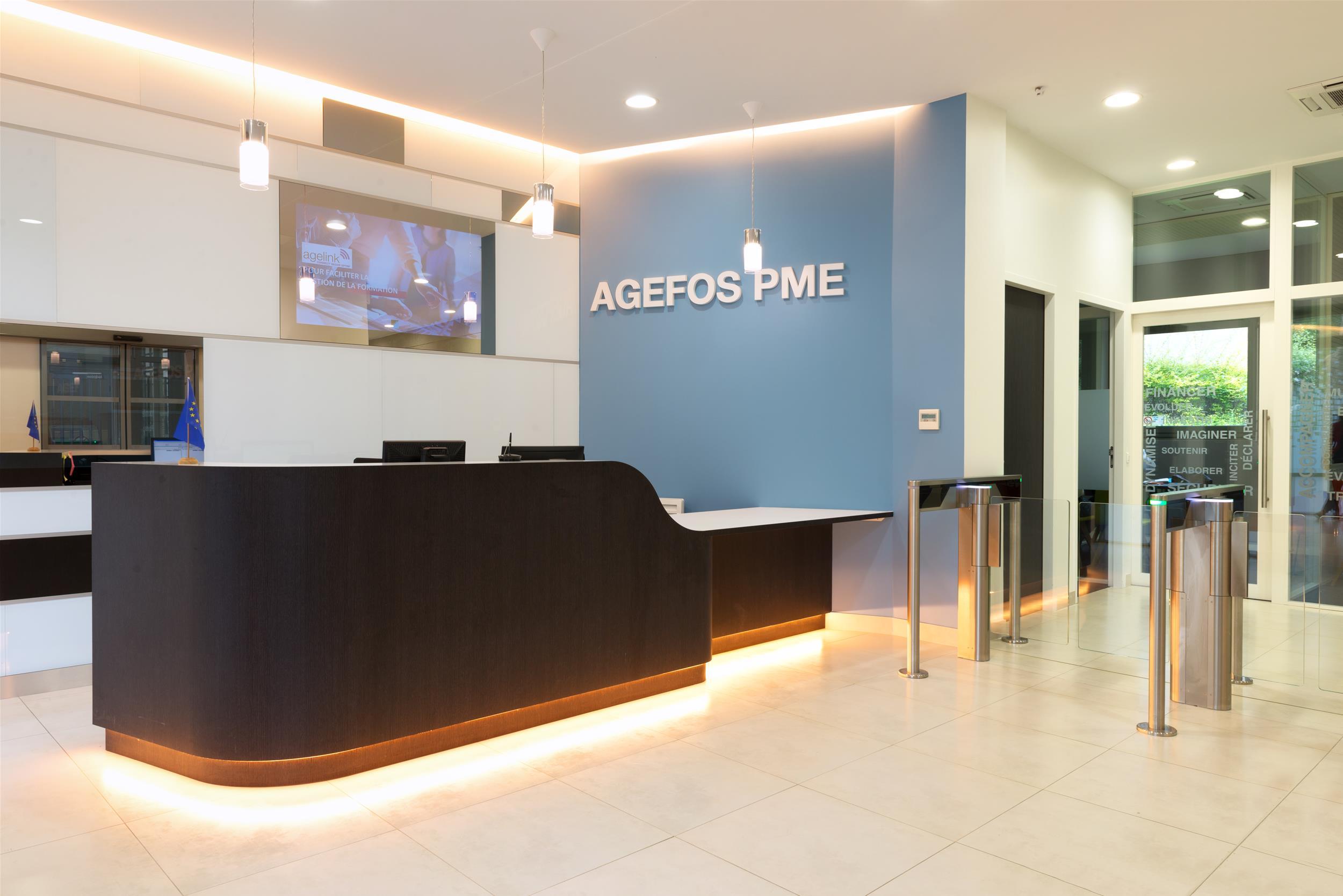 By Clément Reisky - Banque d'accueil AGEFOS PME