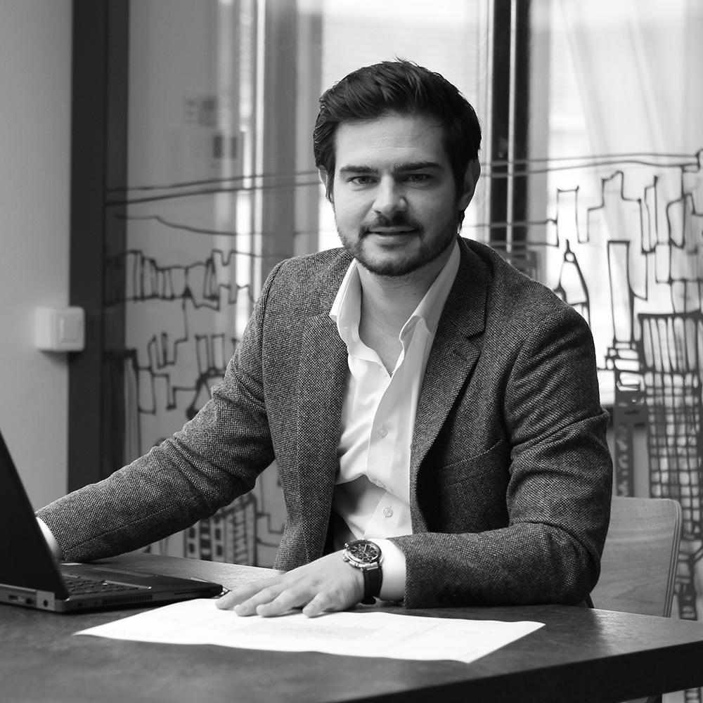 Vincent Garnier - Responsable Projets chez AFCB Aménagement