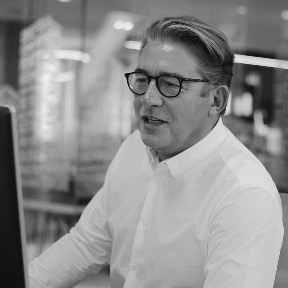Benoît Mercereau - Responsable Technique et Travaux chez AFCB