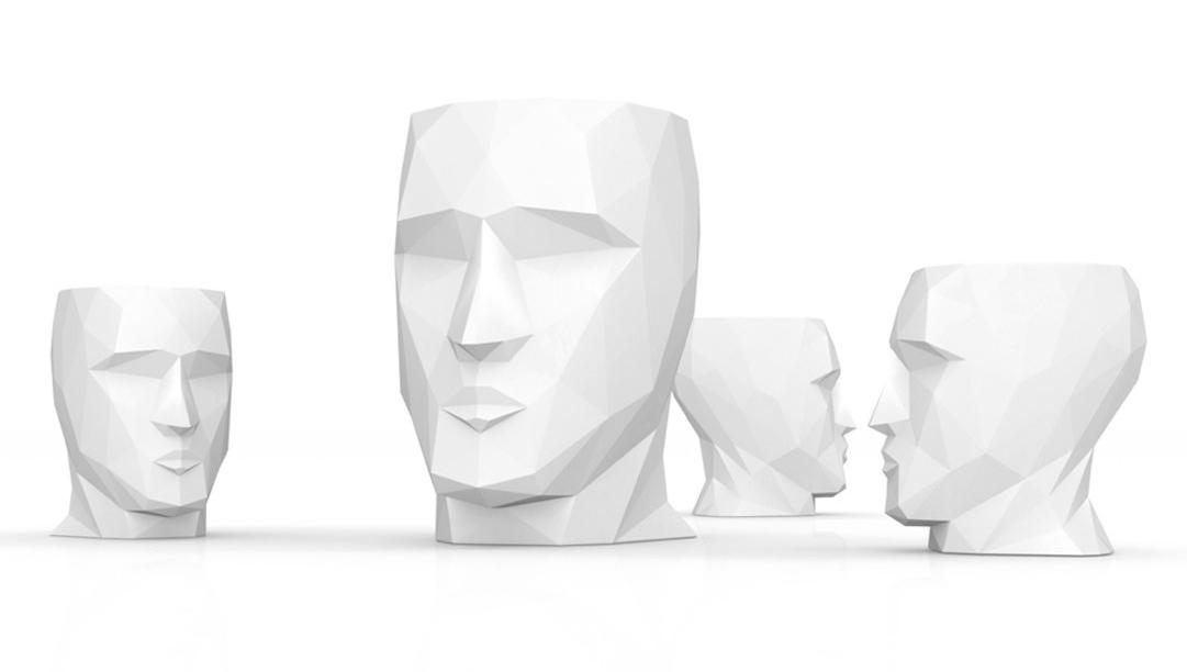 pot-design-vondom-adan-blanc